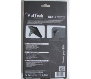 Custodia con tastiera per tablet 7