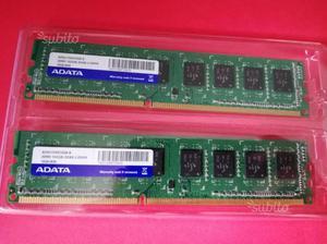 RAM ddr3 per pc fisso (4gb totali)