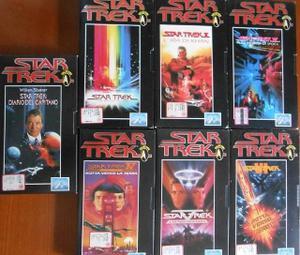 Star Trek in videocassette