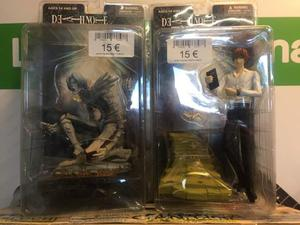 Action figures death note