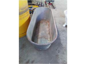 Vasca Da Bagno Zincata : Antica vasca da bagno semicupio zincata piemontese posot class