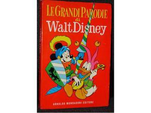 Le grandi parodie di walt Disney