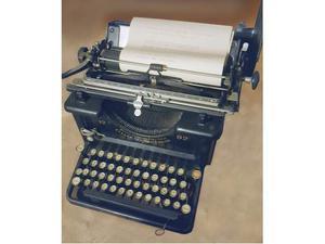 Macchina da scrivere dâ€(TM)epoca REMINGTON
