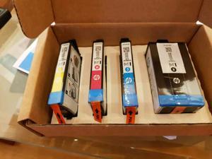 Cartucce HP nuove sigillate