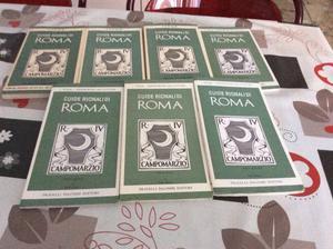 Guide rionali di Roma: CAMPO MARZIO (serie completa)