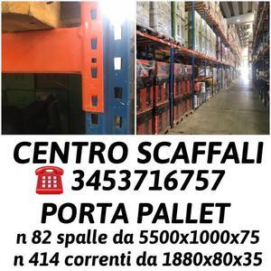 Scaffalature Usate Da Fallimenti.Vendo Scaffali Usati Milano Posot Class