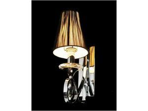 Applique lampada da parete Nerio W1