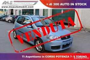 Fiat punto v 3 porte sporting unicoproprietario