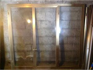 Infissi in alluminio bronzo porte e finestre