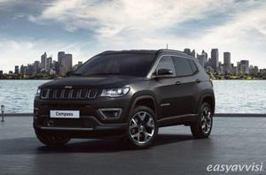 Jeep compass 1.4 multiair 2wd limited benzina, valle daosta