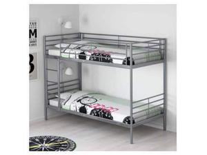Letto A Castello Stora Ikea.Letto Castello Ikea Mydal In Legno Vendo A 69 Eur Posot Class