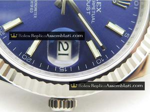 Rolex Replica DateJust Best-Edition Blue Dial