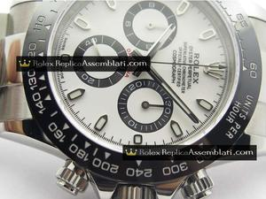 Rolex Replica Daytona 1-1 White Dial