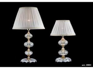 Tris di lumi in cristallo posot class - Tris lumi camera da letto ...