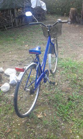 vendo due bici una per bambino e una da donna.