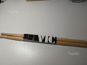 Bacchette batteria Vic Firth 5b classic