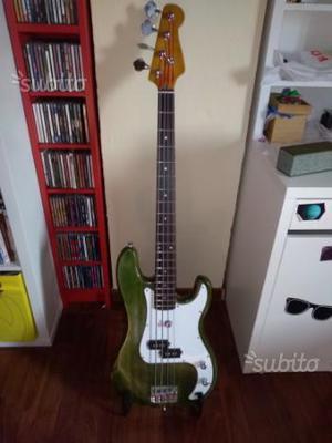 Basso elettrico replica precision bass