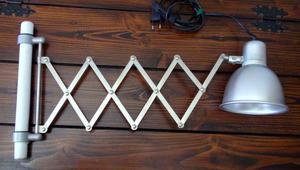 Lampada industriale a pantografo ARCHIT KRIPTONITE design