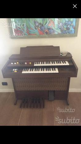 Regalo organetto Yamaha