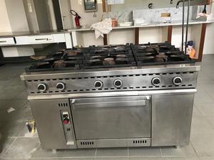 Cucina ristorante zanussi milano posot class - Lavandino cucina ristorante ...