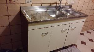 Lavandino Con Mobiletto Cucina : Cucina mobile sottolavello lavandino ceramica posot class