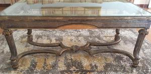 Tavolino da salotto stile Luigi 14