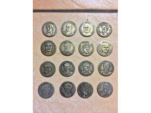 """Monete medaglie """"Le grandi figure di Roma"""""""