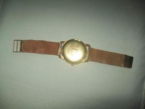 Orologio oro con bracciale 18 K