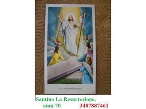 Santino La Resurrezione, anni 70