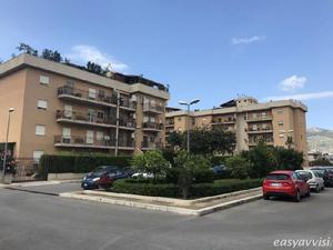 Appartamento quadrilocale 125 mq, provincia di palermo