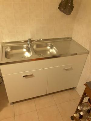 Mobile lavello cucina posot class - Mobile lavello cucina acciaio ...
