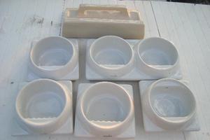 Porta Spugne Da Bagno : Porta sapone porta spugna da incasso in ceramica posot class
