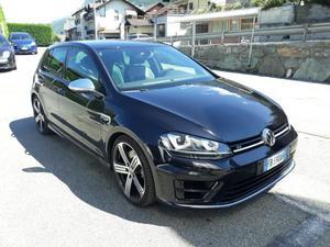 Volkswagen golf r 2.0 dsg 5p. benzina, valle daosta