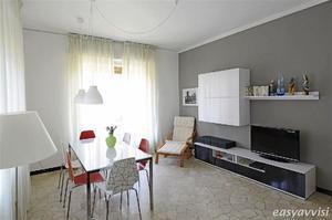 Appartamento quadrilocale 110 mq, citta metropolitana di