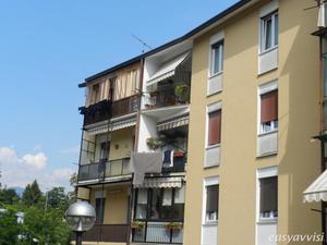 Appartamento trilocale 78 mq, provincia di varese