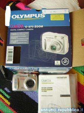 "Digitale Compatte Fotocamera digitale ""Olympus c.370"