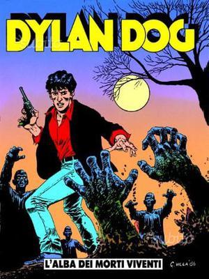 Dylan Dog serie completa da 1 a 145