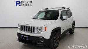 Jeep renegade 2.0 mjt 140cv 4wd active drive limited diesel,