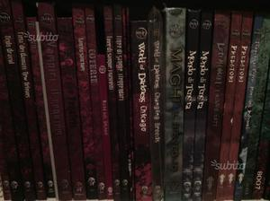 Manuali Vampiri il requiem White Wolf