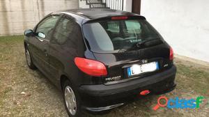 PEUGEOT 206 benzina in vendita a Somma Lombardo (Varese)