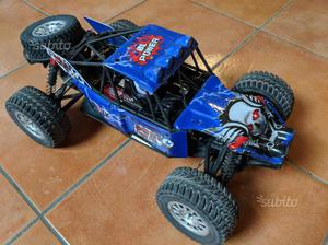 Automodello elettrico buggy offroad 4x4 scala 1:10