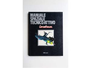 CAPITAN HARLOCK - Manuale Spaziale Tecnico Attivo -
