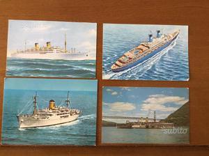 Cartoline di navi