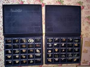 Collezionare minerali a Hobby & Work