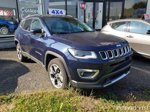 Jeep compass 1.4 multiair 170 cv aut. 4wd limited benzina,