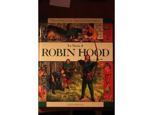 Libro La storia di Robin Hood