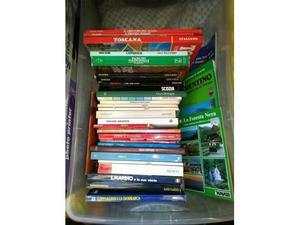Regalo 30 libri su località e zone turistiche