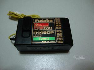 Ricevente Futaba PCM R149DP 40 MHz