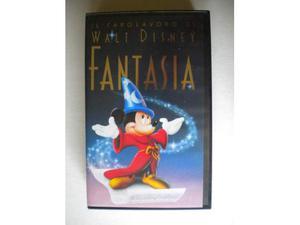 """Videocassetta """"fantasia"""" WALT DISNEY"""