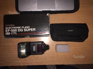 Flash compatibile con Nikon